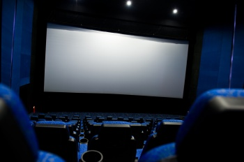 movie theatre interior